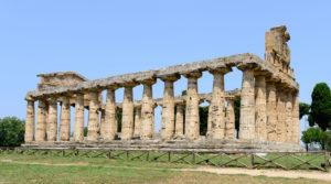 Grande Borgo - Paestum Tempio di Athena