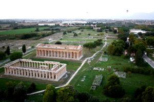 Grande Borgo - Paestum Templi di Era e Poseidone