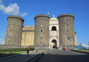 Napoli - Maschio Angioino - Grande Borgo