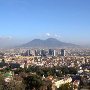 Napoli - Vesuvio - Grande Borgo