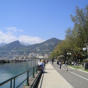 Salerno - Lungomare - Grande Borgo