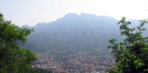 Cava dei Tirreni - panorama