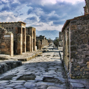 Grande Borgo - Pompei